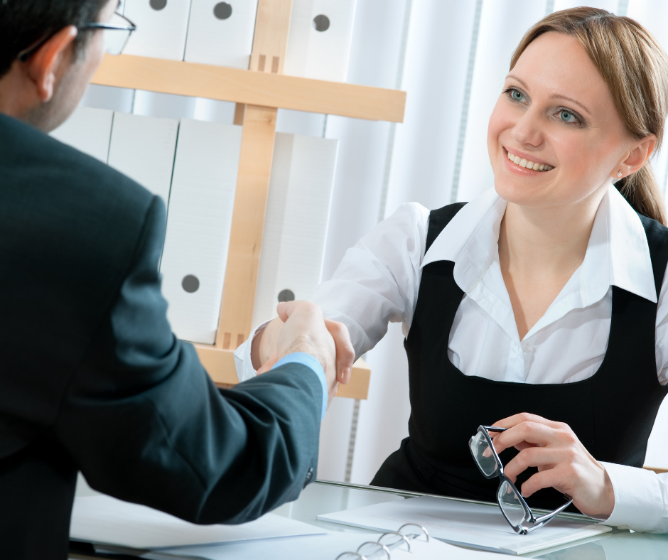 Making a good first impression with website copywriting services